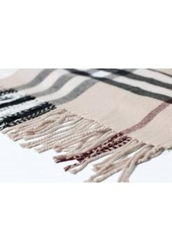 Кашемировый шарфик Бежевый