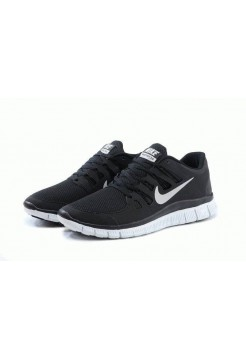 Кроссовки Nike Free Run 5.0 Черные (ОРМ257)