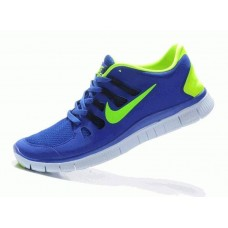 Кроссовки Nike Free Run 5.0 2013 Синие (О-367)
