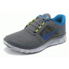 Кроссовки Nike Free Run 5.0 2013 Серые (О-127)