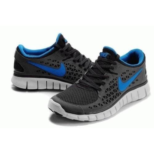 Кроссовки Nike Free Run Plus Серый (О-327)