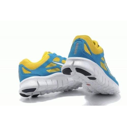 Кроссовки Nike Free Run Plus 3 (О-638)