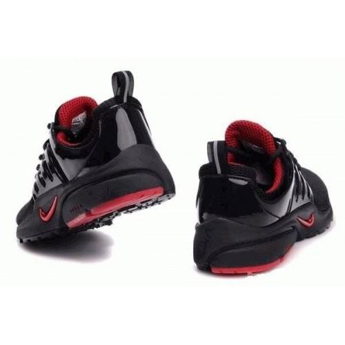 Кроссовки Nike Air Presto Черные (О-354)