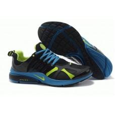 Кроссовки Nike Air Presto Черные (О-537)