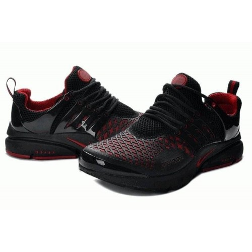 Nike Air Presto Black Red 2013