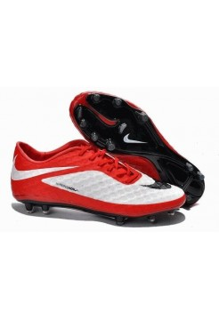 Nike HyperVenom White/Red/Black