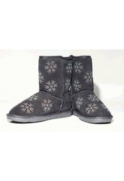 UGG CLASSIC SHORT SNOWFLAKE