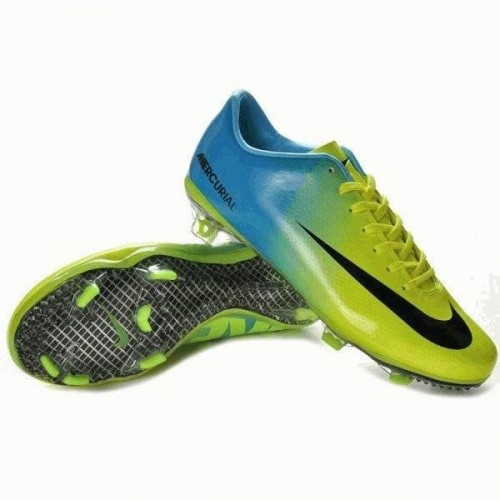 Nike Mercurial Vapor 9 FG Yellow/Blue