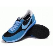 Кроссовки Nike Elite Сине/черные (О-731)