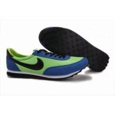 Кроссовки Nike Elite Сине/зеленые (О-721)