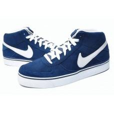 Кроссовки Nike 6.0 Mavrk Mid 2 Синие (О-354)