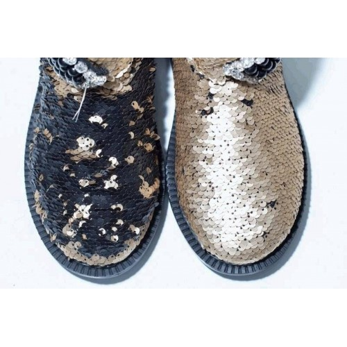 Угги PEARL SEQUINS GOLD