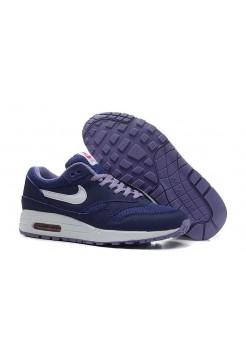 Кроссовки Nike Air Max 87 Синие (М741)