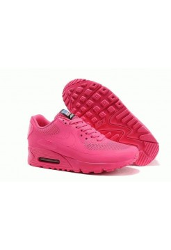 Nike Air Max 90 Hyperfuse Pink USA (О-622)