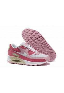 Кроссовки Nike Air Max 90 Розовый (О-377)