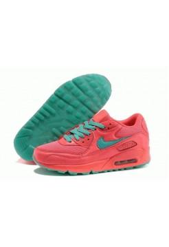 Кроссовки Nike Air Max 90 Розовый (О-182)