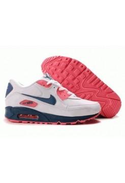 Кроссовки Nike Air Max 90 Белый (О-731)