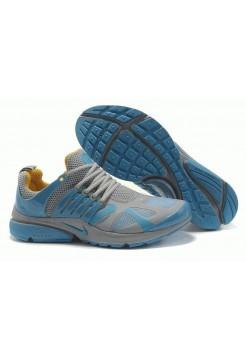 Кроссовки Nike Air Presto Серые (О-644)