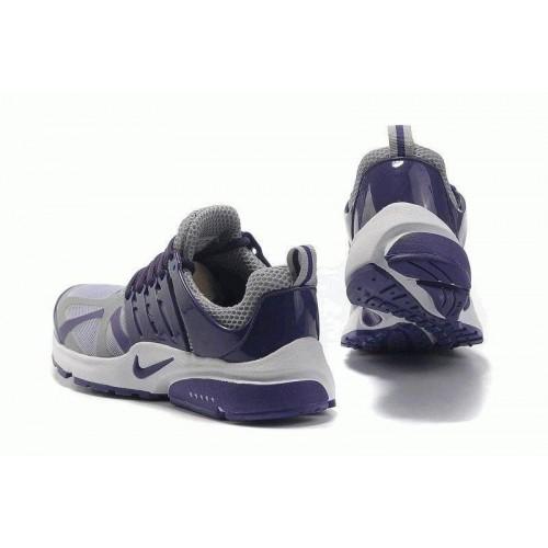 Кроссовки Nike Air Presto Серые (О-277)