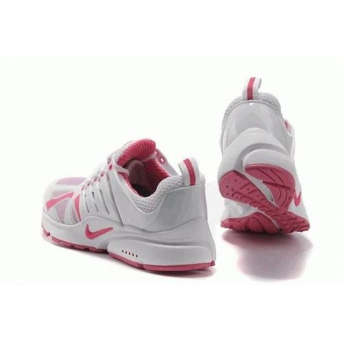 Кроссовки Nike Air Presto Белые (О-321)