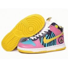 Кроссовки Nike Dunk High (О-388)