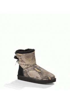 Угги UGG Australia MINI BAILEY BOW SNAKE