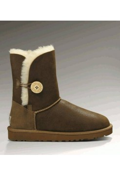 UGG Bailey Button Bomber Chocolate (EОV521)