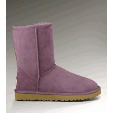 UGG Classic Short фиолетовые Violet