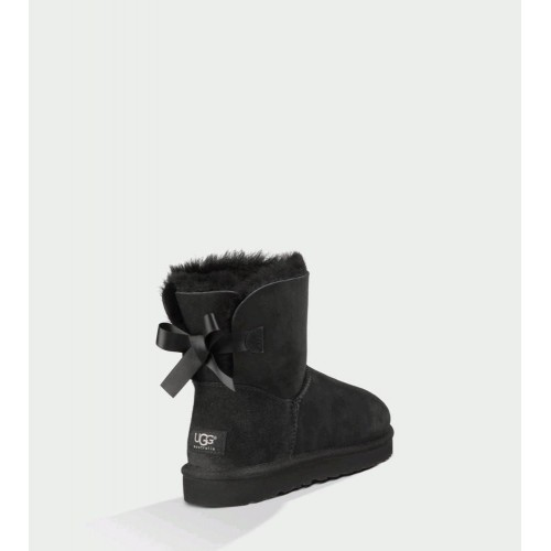 UGG Mini Bailey Bow Black II