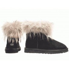 UGG Australia Mini Raccoon Black 2014
