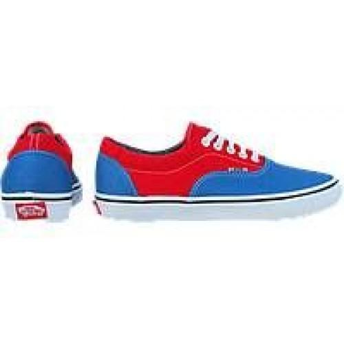 Кеды Vans Era Сlassic Blue/Red (АМW214)