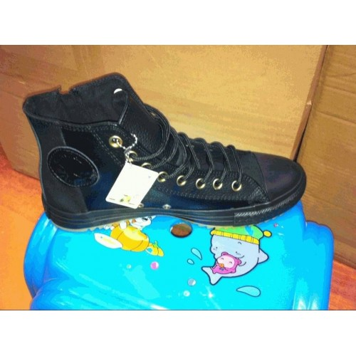 Кеды Converse Chuck Taylor All Stars High New Black