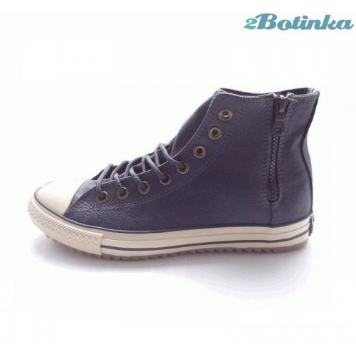 Кеды Converse Chuck Taylor All Stars High NEW синие (Н-045)