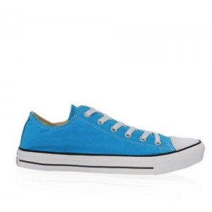 Кеды Converse Chuck Taylor All Stars Low Blue (M-523)