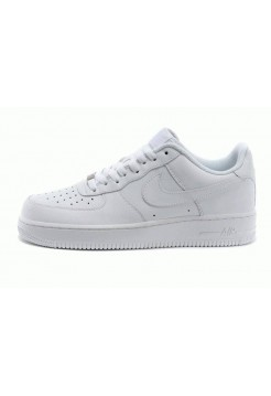 Кроссовки Nike Air-Force Low Classic White (ЕVОРМА184)