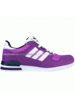 Кроссовки Adidas ZX Violet