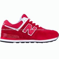 Кроссовки New Balance 574 Red (Н621)
