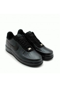 Кроссовки Nike Air-Force Low Black (ОРМVА311)
