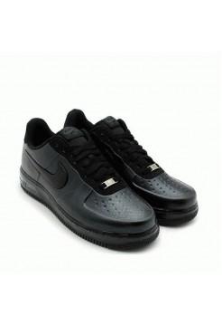 Кроссовки Nike Air-Force Low Black (ОРМVА311)
