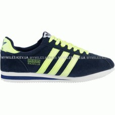 Кроссовки Adidas Gazelle Bl/Gr (М-857)