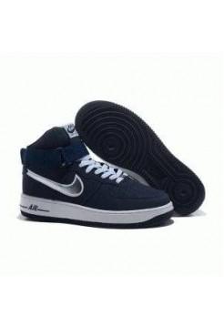 Кроссовки Nike Air-Force Bl/Hi