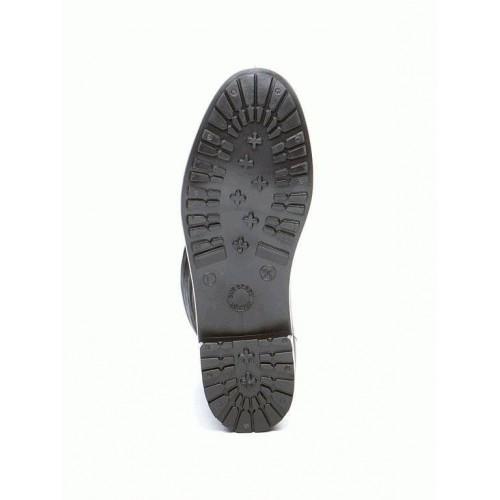 Комбинированные резиновые сапоги 46400-black-gucci