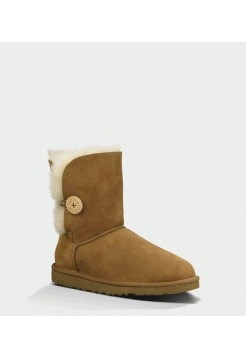UGG Bailey Button Chestnut (МEWOS644)