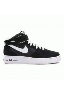Кроссовки Nike Air Max-Force Black/White (А511)
