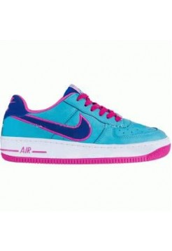 Кроссовки Nike Air-Force Blue/Violet