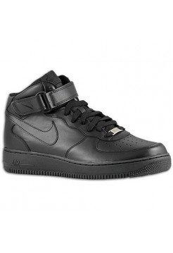 Кроссовки Nike Air Force Black Classic (РVMЕА-154)