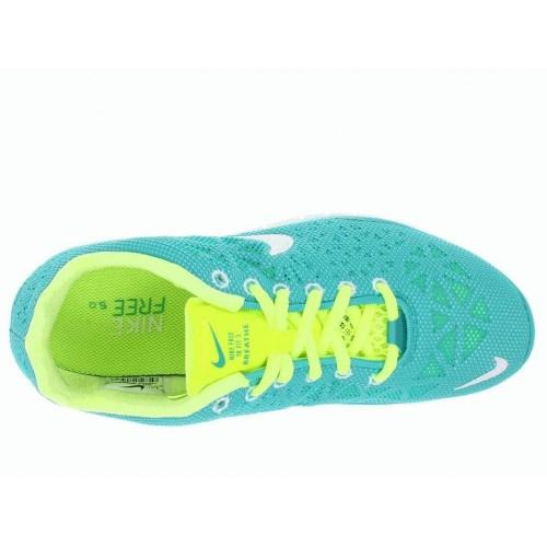 Кроссовки Nike Free Run Turquoise (МОЕ-364)