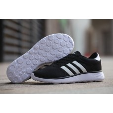 Кроссовки Adidas Neo Black (Е-351)