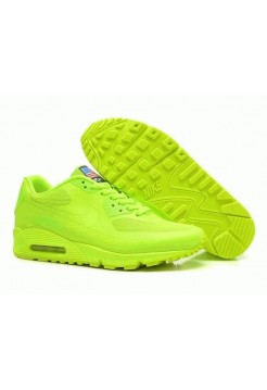 Кроссовки Nike Air Max 90 Hyperfuse Green USA (OVKЕ512)