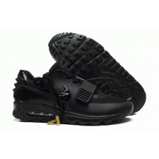 Кроссовки Nike Air Yeezy 2 All Black